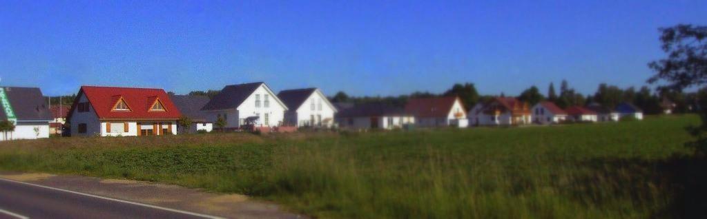 Schipkau neue Häuser Am alten Bahndamm