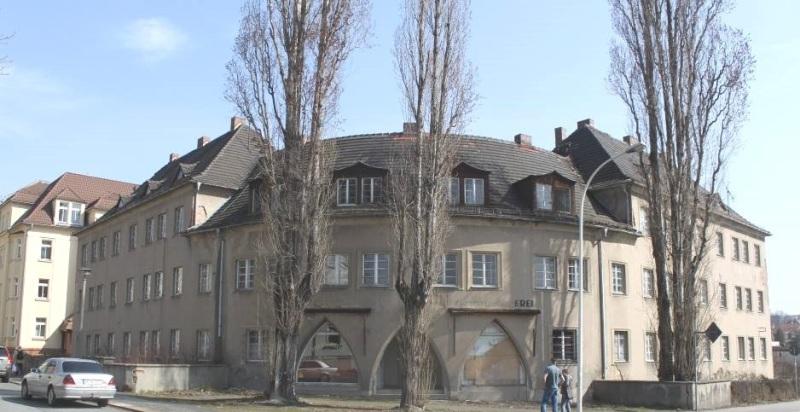 Zittau Mietshaus