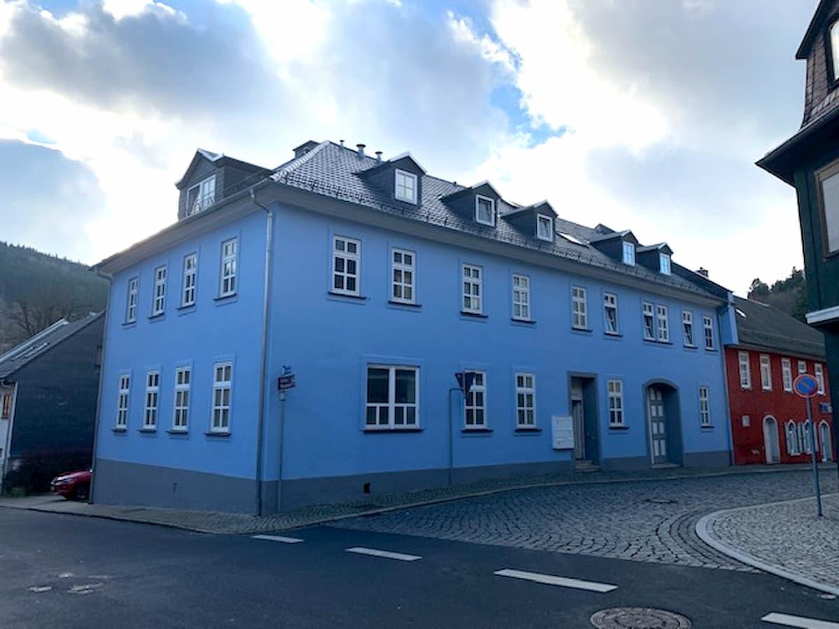 Mehrfamilienhaus in Thüringen -Kapitalanlage Gräfenthal, Alte Str. 2